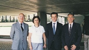 Meeting with North Institute of Health Sciences (June 2001)