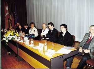 X Annual meeting of Dentistry and Stomatology of the University of Coimbra (March 2001)