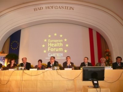 European Health Forum Gastein