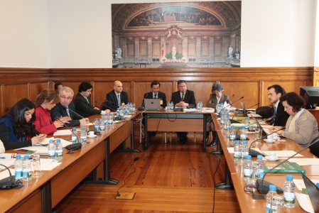 Audition with the Health Parliamentary Committee (17 March 2010)