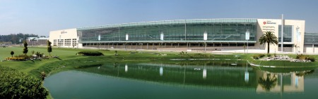 Centro Banamex, were the FDI Annual World Dental Congress 2011 will take place