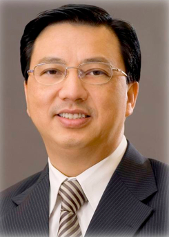 Minister of Health of Malaysia, Dato' Sri Liow Tiong Lai