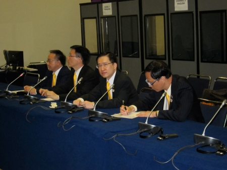 2012 FDI World Dental Congress Organizing Committee, Hong Kong