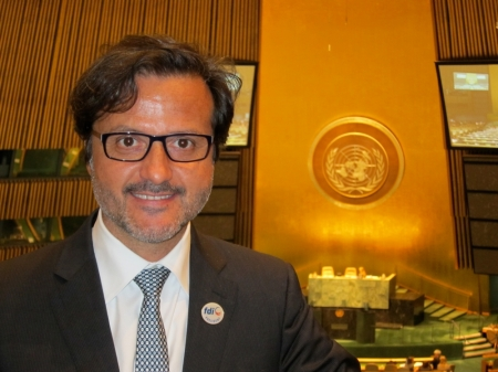 I in the UN General Assembly