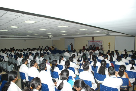 Sri Ramachandra University symposium
