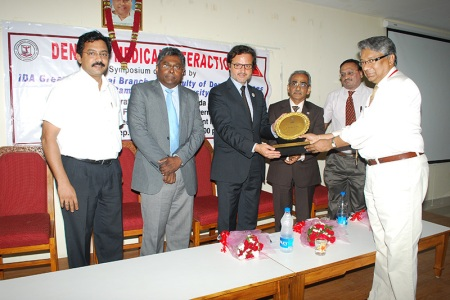 Sri Ramachandra University symposium