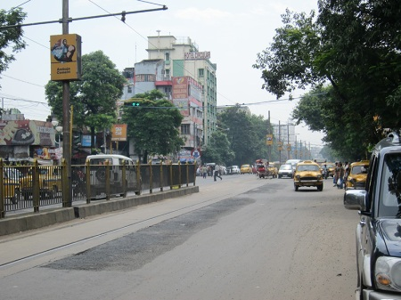 Around Kolkata streets…