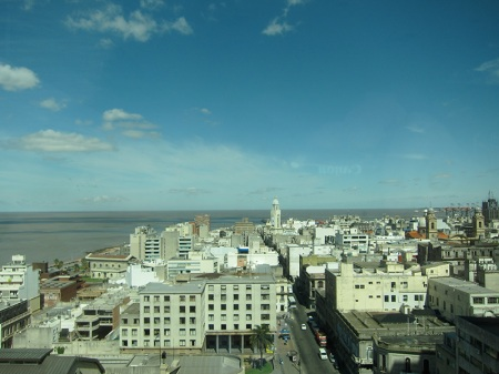 From the building of Presidency of Republic, a nice view to the city...