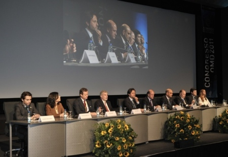 Opening Ceremony of the 20th Portuguese Dental Association Dental Meeting