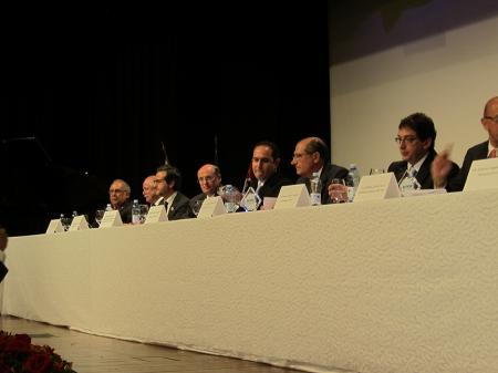 Cerimónia de abertura do 30º Congresso Internacional de Odontologia de São Paulo (CIOSP)