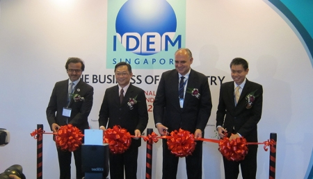 The IDEM/SDA exhibition, in co-operation with FDI World, was a huge success with 20% more attendants than the last edition.