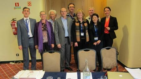 World Dental Development & Health Promotion (public health) meeting.