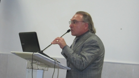 Iosif Bochjovskiy, president of Russian Dental Industry.