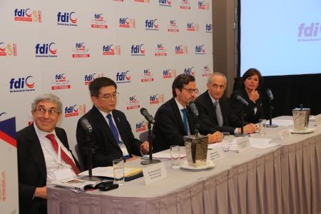 FDI Vision 2020 press conference.