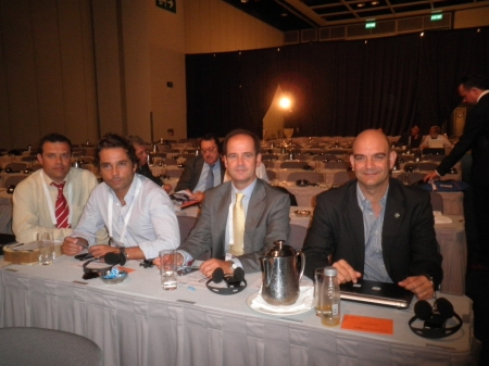 Portuguese Dental Association delegation.