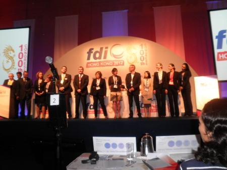 FDI staff.