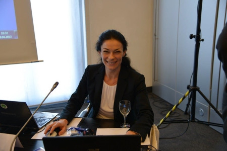 Djerdana Ivosevic, FDI associate director for governance.