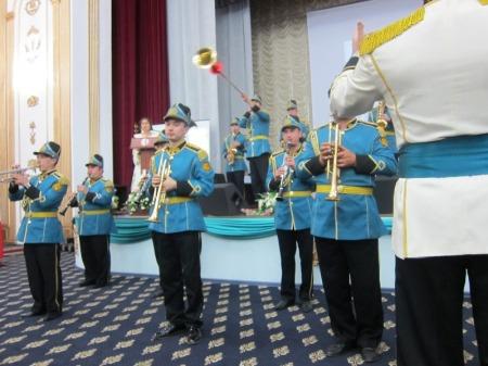 Казахский национальный оркестр