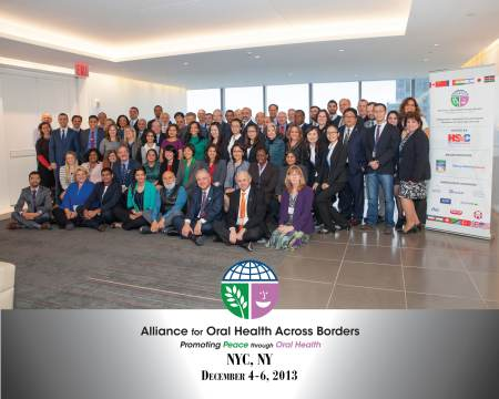 Over  50 participants from 14 countries came together in NY.