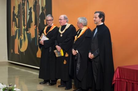 Doutoramento honoris causa de Orlando Monteiro da Silva (15 janeiro 2014, FMUP)
